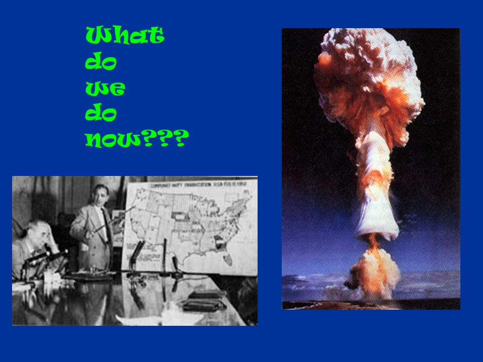 The Second Red Scare Julius and Ethel Rosenberg –charged with conspiracy to commit espionage –tried under the Espionage Act of 1917 –passing secrets of atomic bomb to the Soviets –guilty verdict 1951 –executed 1953