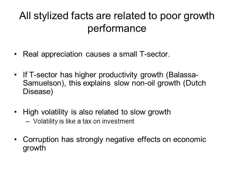 Dutch Disease, Overheating and Macroeconomic policy