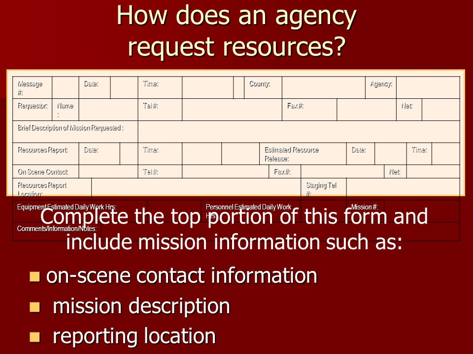 SINGLE RESOURCE The minimum number of personnel and equipment assigned to a task