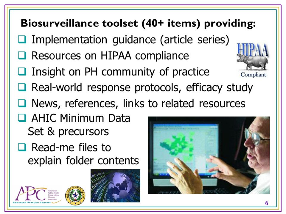 7 TCPH School Health Surveillance System Online form takes < 5 min. System: affordable, replicable