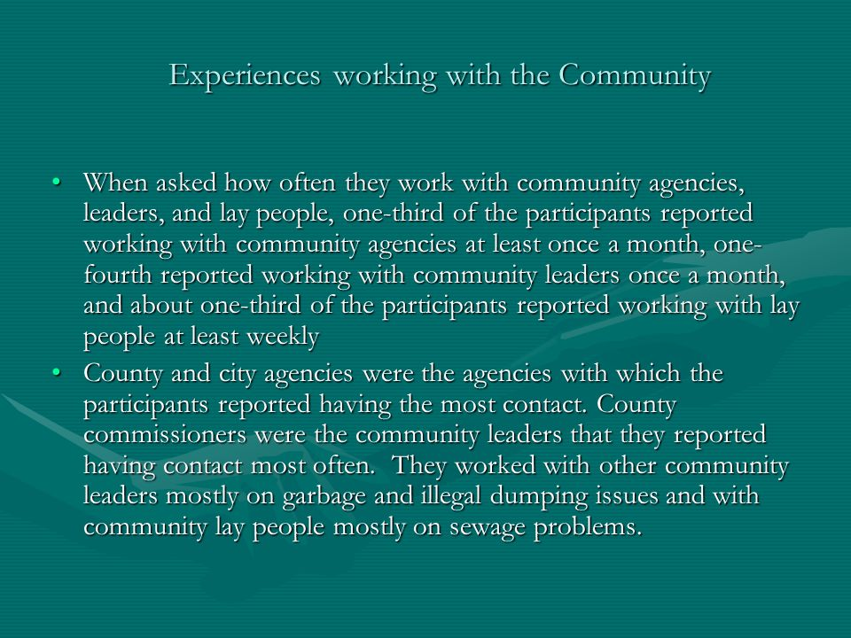 The Curriculum Communities Working for Environmental Health: A Community-focused Training Curriculum for Environmental Public Health Practitioners [ A Primer for PACE EH ]