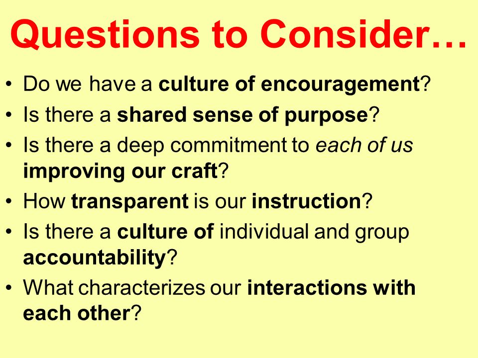 This is what we want in terms of instruction!