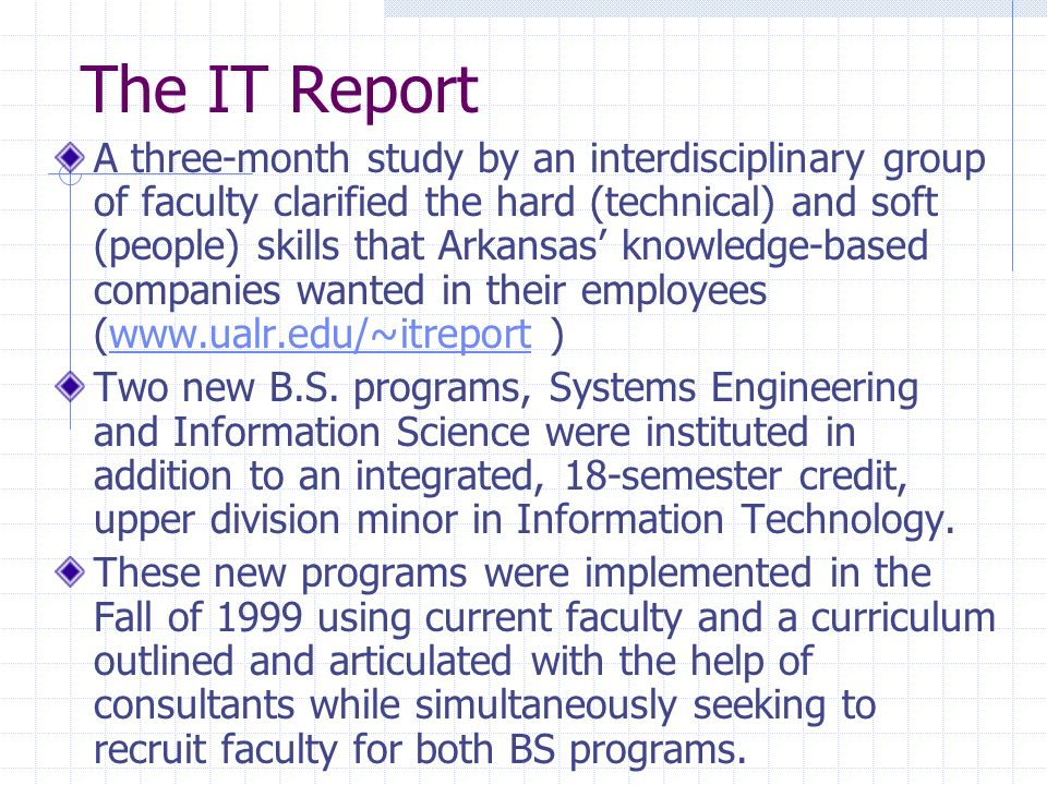 Named for new departments that were added to four legacy departments Information Science Systems Engineering Computer Science Engineering Technology Construction Management Applied Science