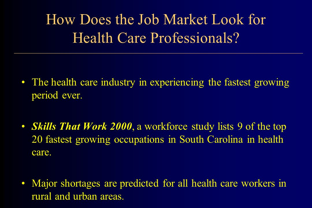 How Much Do Health Care Professionals Earn.Starting salaries are above average.