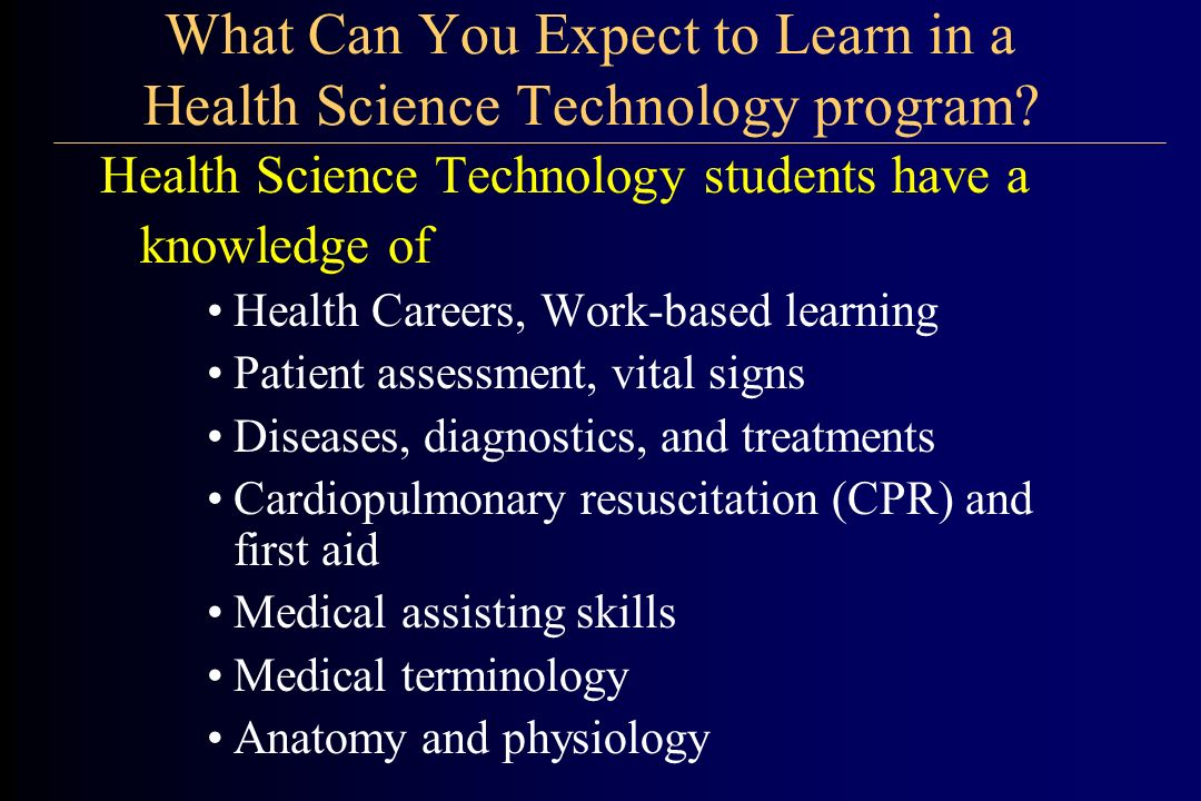 What Does a Career in Health Care Mean For Me.