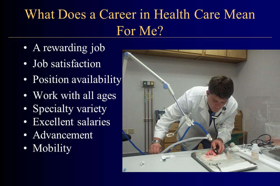 What Kinds of Patients Do Health Care Workers Treat.