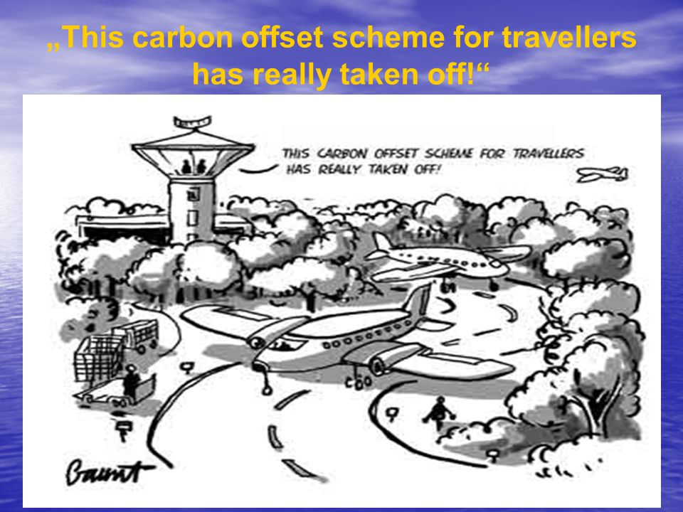 This carbon offset scheme for travellers has really taken off!