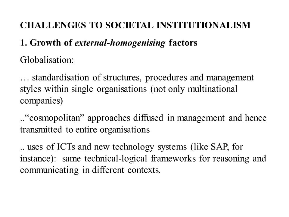 2.Growth of internal-differentiating factors..