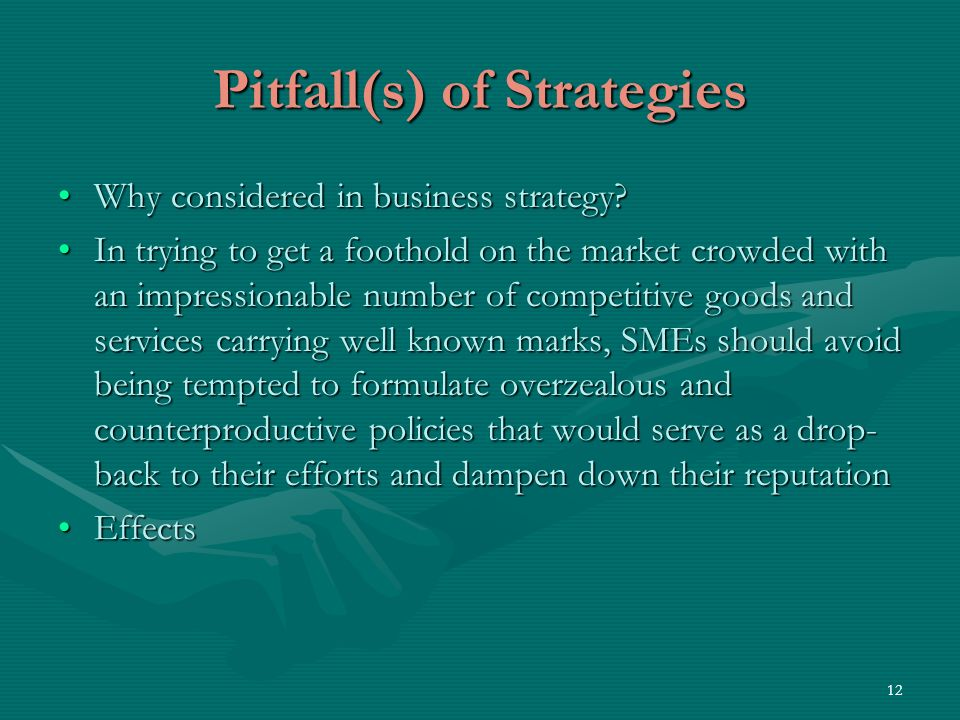 13 Infringement of trademarks Why considered in business strategy?.Why considered in business strategy?.