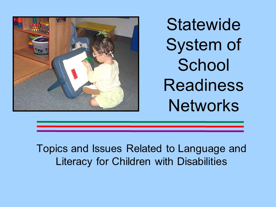 Supports that facilitate the development of oral language and comprehension for young children with disabilities: Adult-Child Interactions Child-Child Interactions The environment as an instructional strategy © CDE, Special Education Division 39