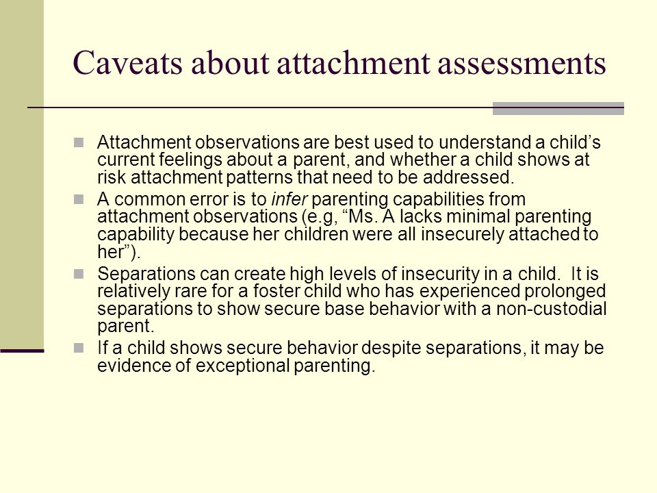 Parenting Assessment Team (PAT) A multidisciplinary team of health professionals with expertise in assessing the influence of mental illness on parenting capability and risk of child maltreatment.