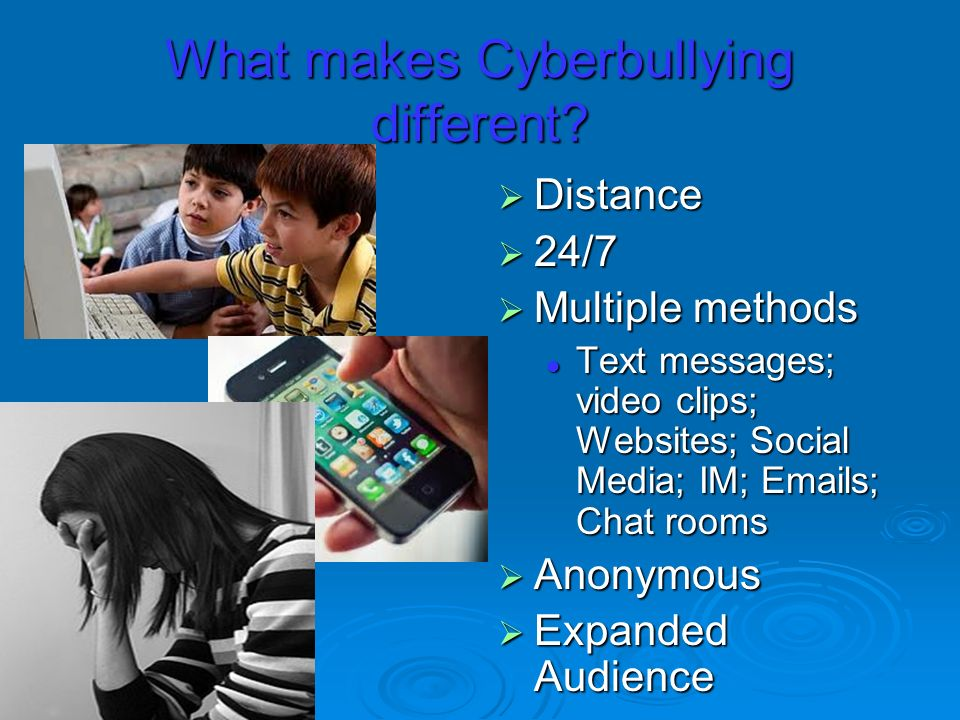 Bullying effects Withdraws socially; has few or no friends.