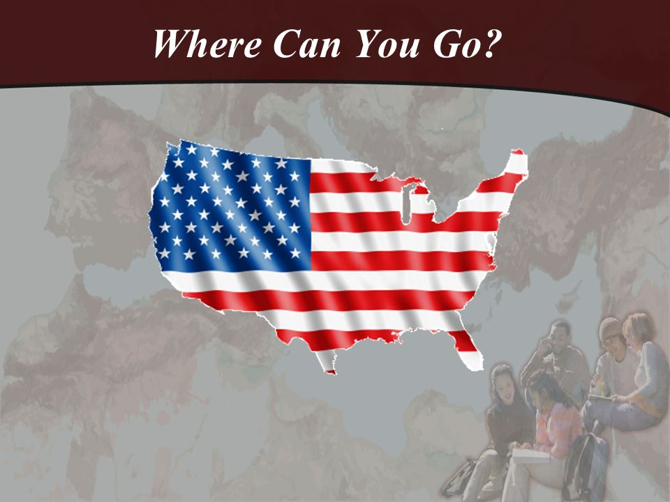 Destinations for Study in the U.S.