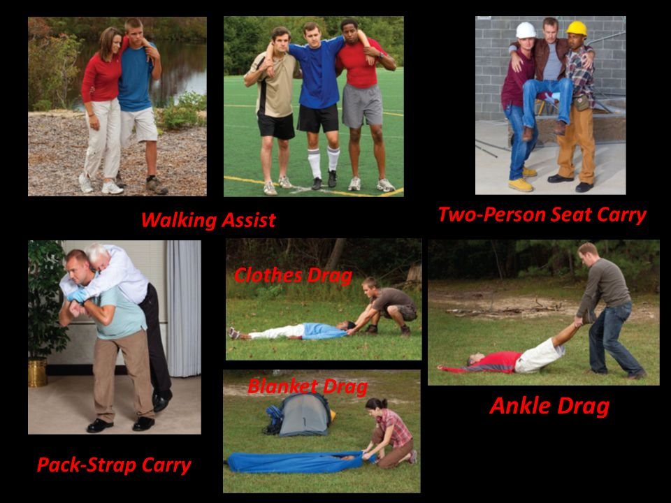 Walking Assist Two-Person Seat Carry Pack-Strap Carry Clothes Drag Blanket Drag Ankle Drag