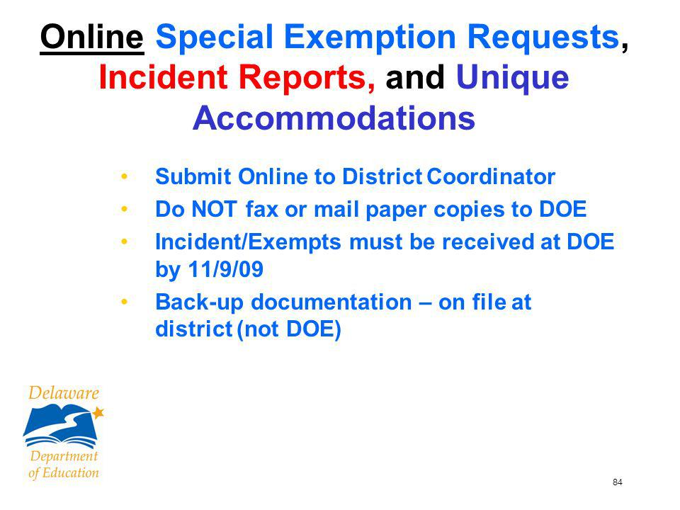 85 Pages 61-63 of grade 4 & 6 TCH Invalidation & Exemption Regulations
