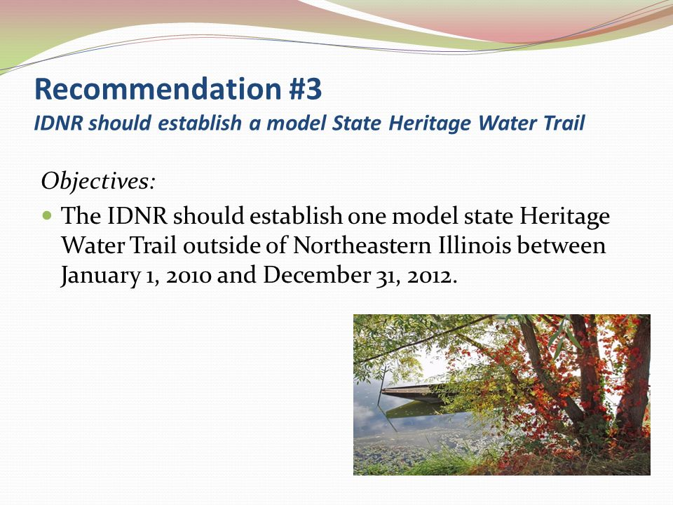 Recommendation #4 IDNR should establish a star park in every IDNR site.