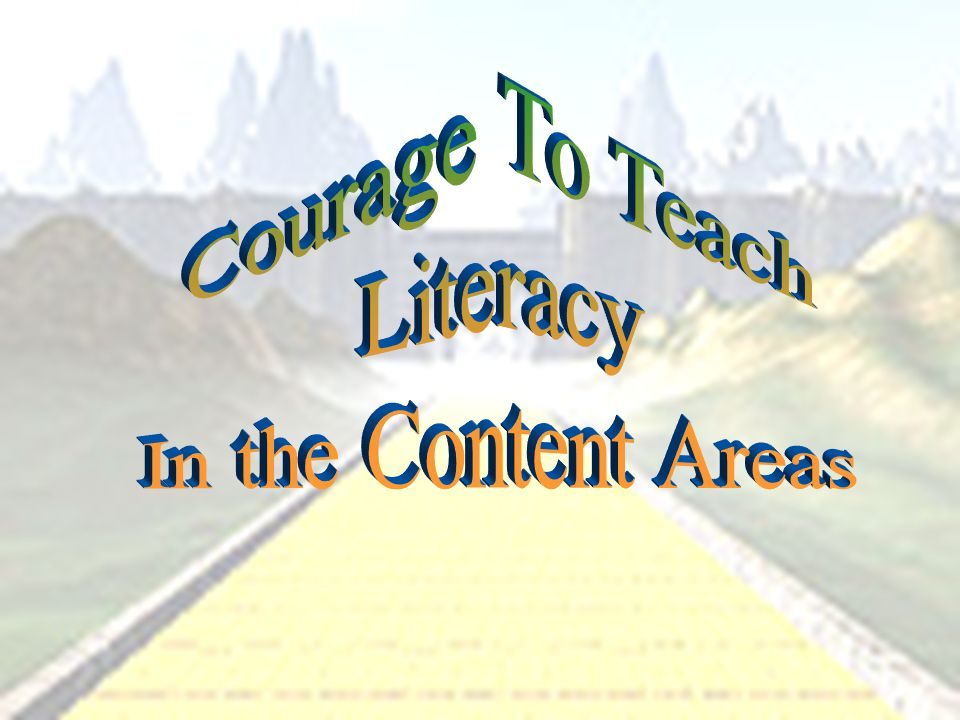 To create a fail-safe system of literacy so that all students have equal access to a standards based curriculum.
