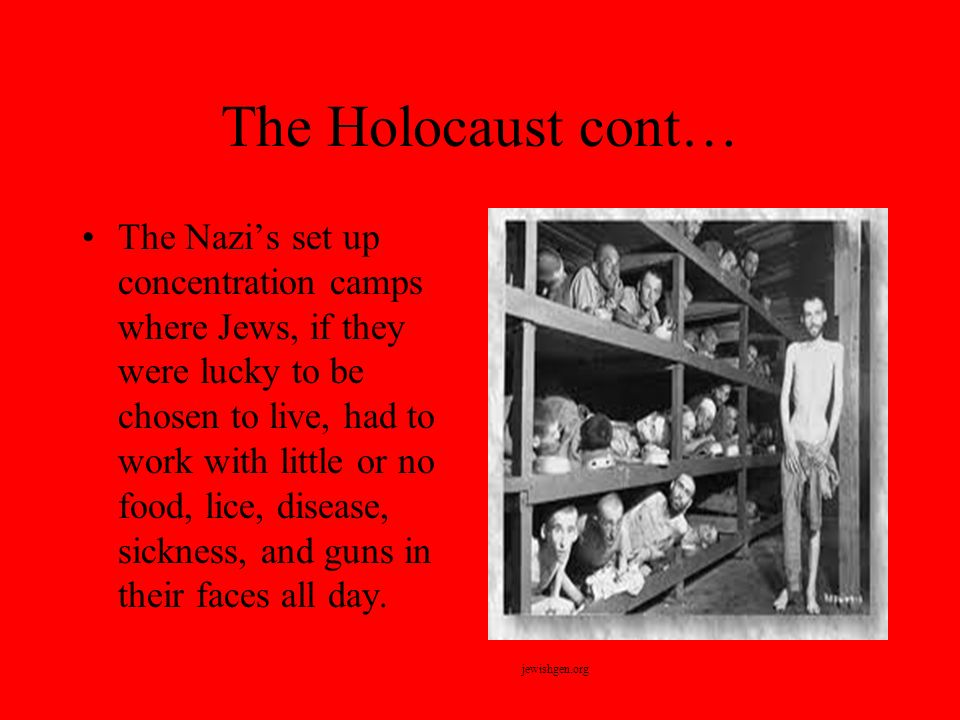 The Holocaust cont… Good citizens of Germany, Poland, and other European countries hid some Jews for years in attics, holes, and hiding spots between walls….for years.