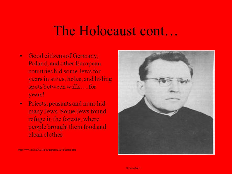 Oskar Schindler A Good Citizen A wealthy business man with close connections with the Nazi Party.