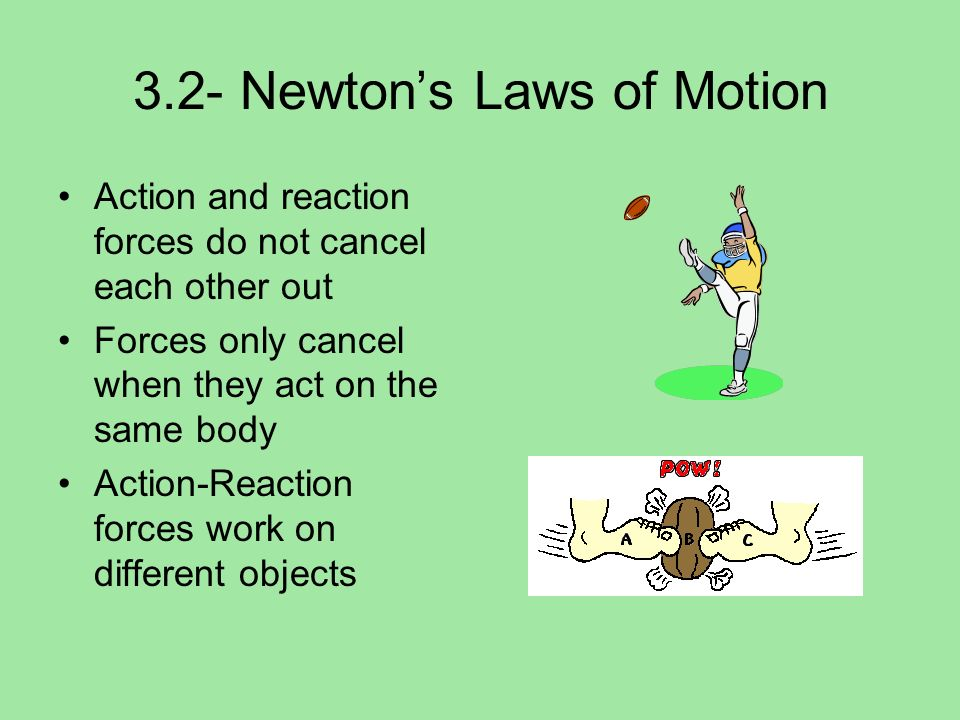 3.3- Using Newtons Laws What happens in a crash.