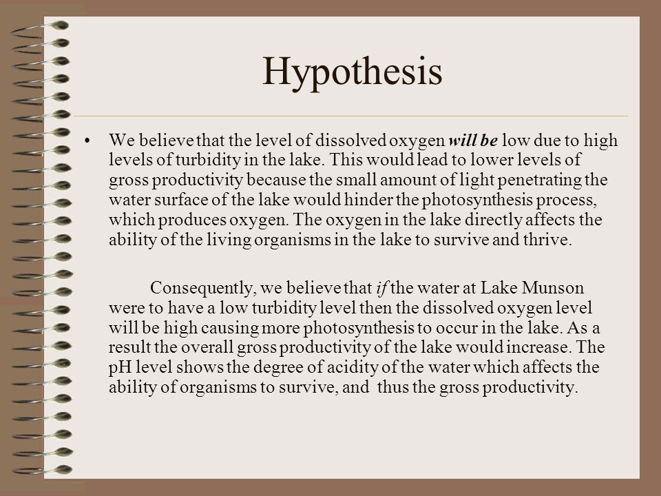 Dissolved Oxygen Definition Dissolved Oxygen: The amount of oxygen disassociated, or dissolved, in a given body of water at any time.
