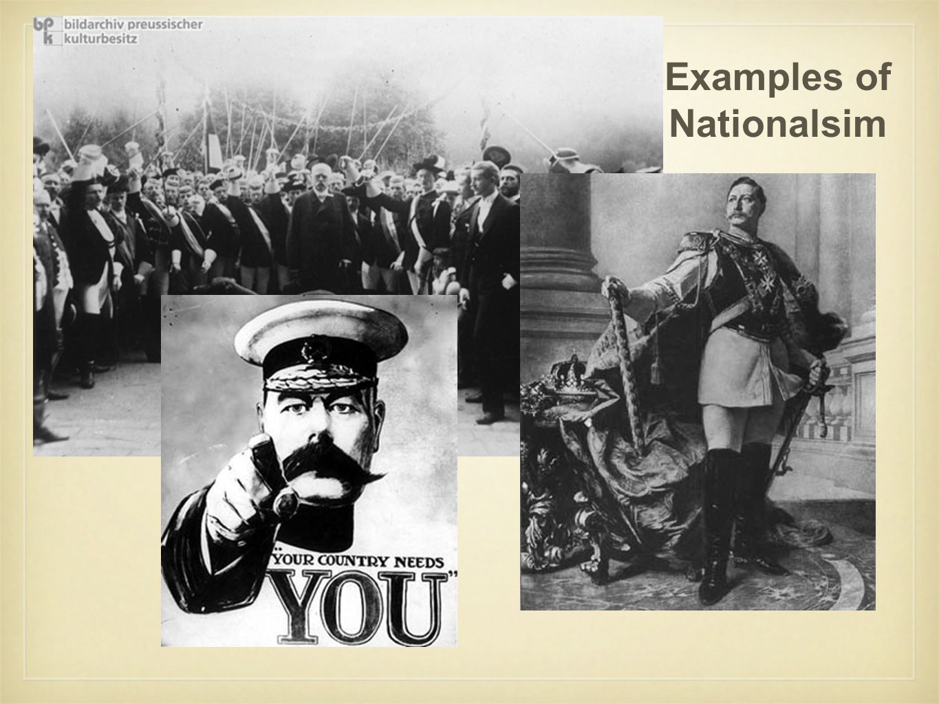 Nationalism How do you think nationalism changes the way you think about other countries.
