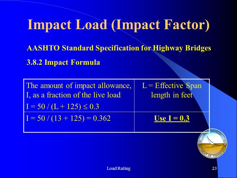 Load Rating Seminar24