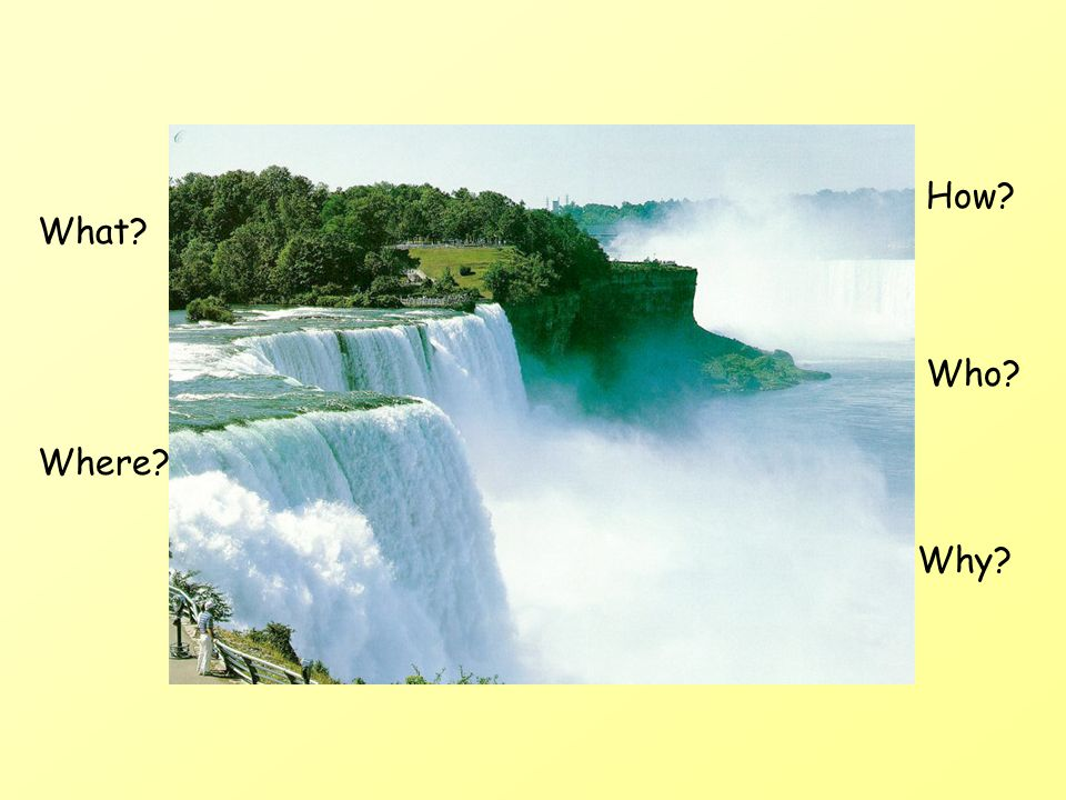 What are we learning today.Waterfalls: How do differences in rock hardness affect them.