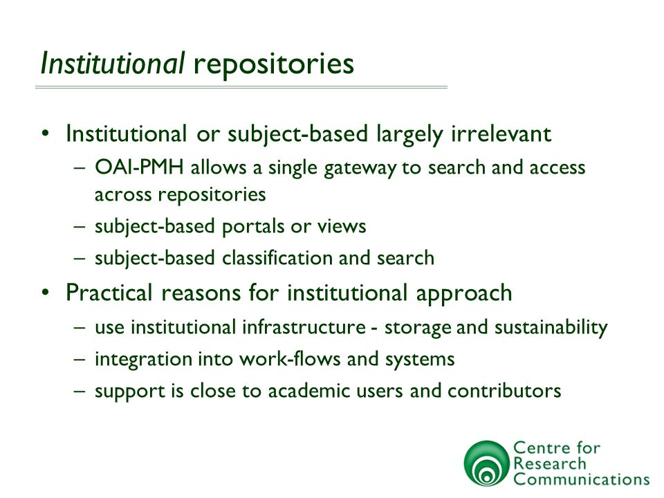 Repositories in Russell &1994 Groups University of Bath Birkbeck University of Birmingham University of Bristol University of Cambridge Cardiff University University of Durham University of East Anglia University of Edinburgh University of Essex University of Exeter University of Glasgow Goldsmiths Queens University University of Reading Royal Holloway University of St Andrews University of Sheffield SOAS University of Southampton University of Surrey University of Sussex University of Warwick UCL University of York Imperial College King s College London Lancaster University University of Leeds University of Leicester University of Liverpool Loughborough University LSE University of Manchester University of Newcastle University of Nottingham University of Oxford Queen Mary effective coverage of the UK HE research base...