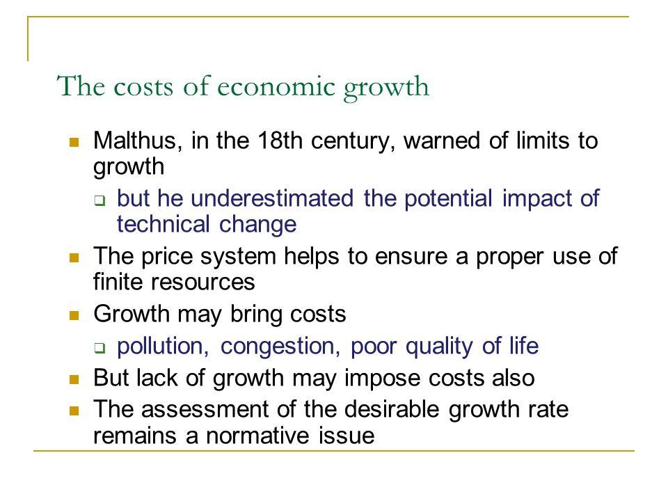 Zero growth.