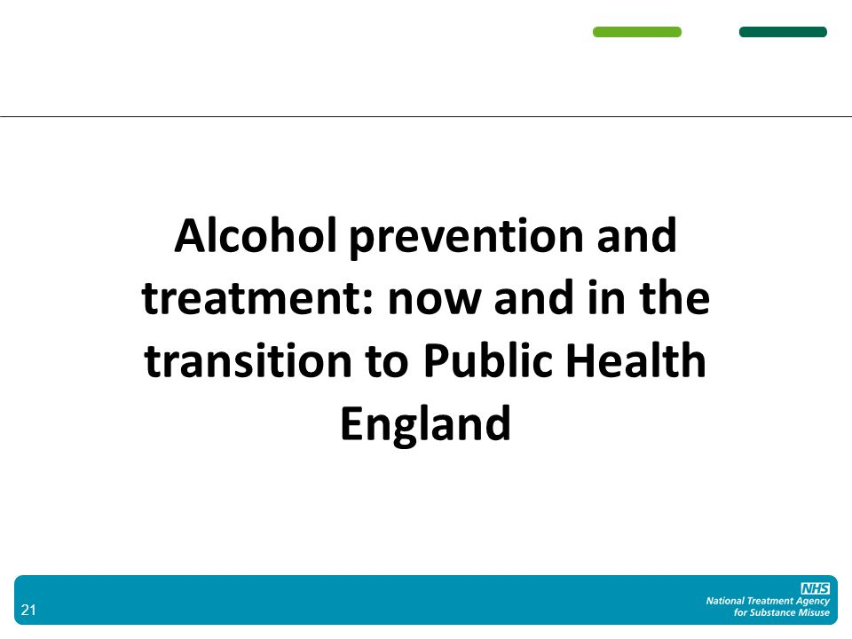 alcohol strategy: whats the problem Around 9 million people are drinking at levels which are above the NHS guidelines Of these 2.2 million people (7% of men and 4% of women) are most at risk of illness and death from alcohol Within this, around 1.6 million have a possible dependence on alcohol Alcohol harm costs the NHS about £3.5 billion per year Alcohol-related crime £11 billion per year Lost productivity due to alcohol about £7.3 billion