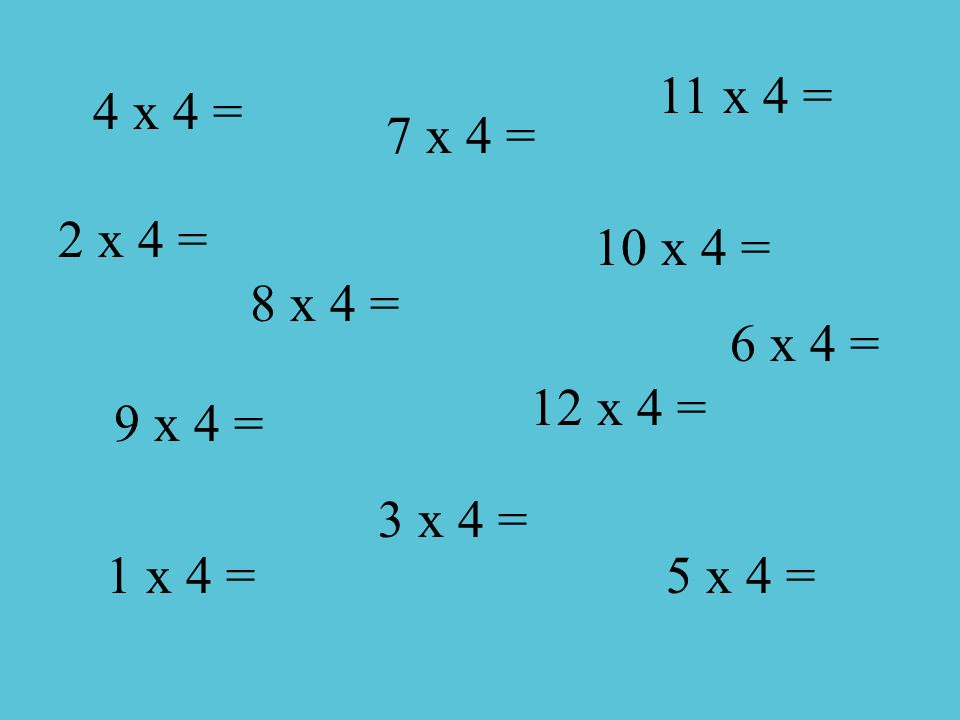 How well do you KNOW your 5 times table .Play the following game Are you ready .