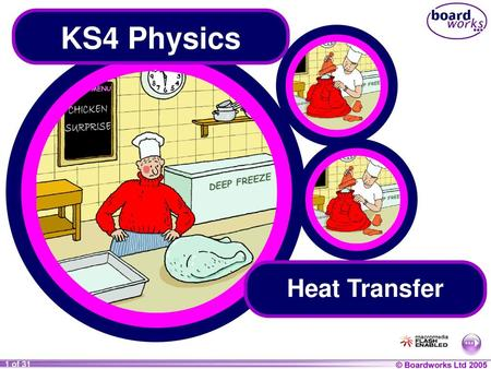 KS4 Physics Heat Transfer.