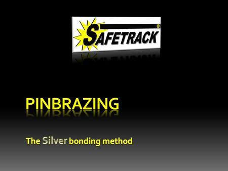 What is PinBrazing? A portable Silver brazing method for connecting cables to steel structures.
