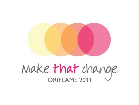 12014-06-30Copyright ©2011 by Oriflame Cosmetics SA.