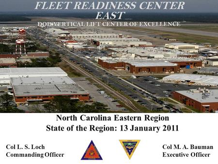 FLEET READINESS CENTER EAST
