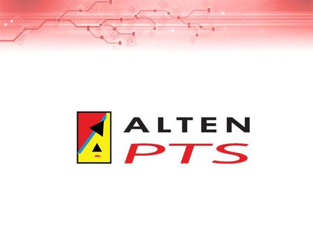 Feb 20092 Alten Group Started in France in 1988 Currently more than 11.000 people Presence in 10 countries Active in The Netherlands since 2002.