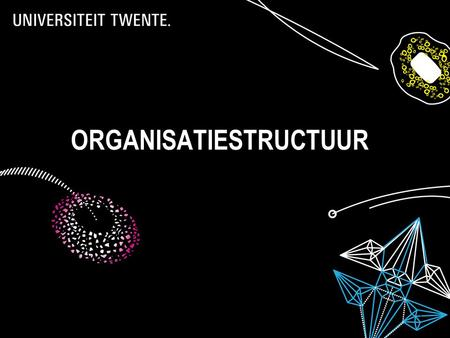 28-7-20141 ORGANISATIESTRUCTUUR. 28/07/2014Footer text: to modify choose 'View' (Office 2003 or earlier) or 'Insert' (Office 2007 or later) then 'Header.