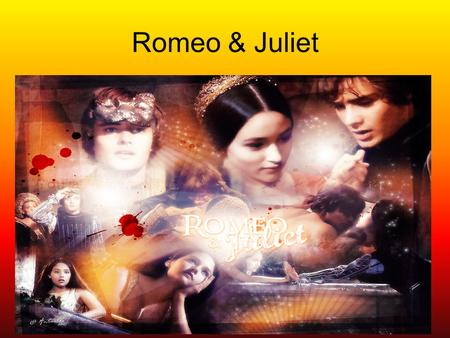 Romeo & Juliet. Look for… Puns Allusions Metaphor Personification Oxymorons Paradoxes Foreshadowing.