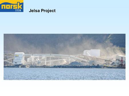 Jelsa Project 25.06.2009. Primary Crusher – 2.600 t/h feed from two sides 25.06.2009.