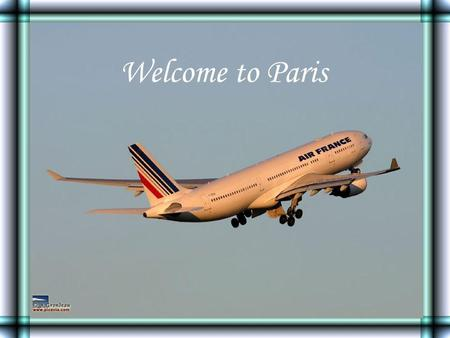Welcome to Paris Airport Ch. De Gaulle Academie Nationale De Musique.