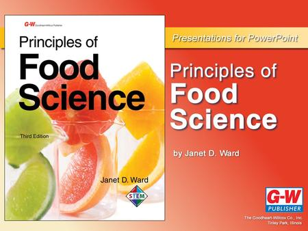 Food Science: An Old but New Subject
