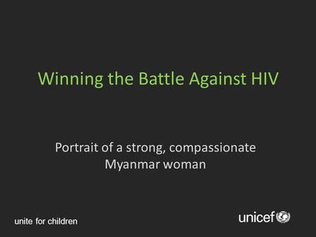 winning the battle against hiv 1 essay As of this month, it has been 30 years since the centers for disease control announced five cases of a rare pneumonia in young gay men this report marked the official beginning of the global hiv/aids epidemic in that year, 1981, bobby unser won the indianapolis 500, the colts were still in.