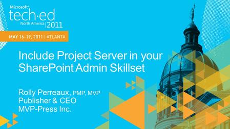 Project Server 2010 is just an Application on SharePoint.