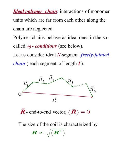 The size of the coil is characterized by