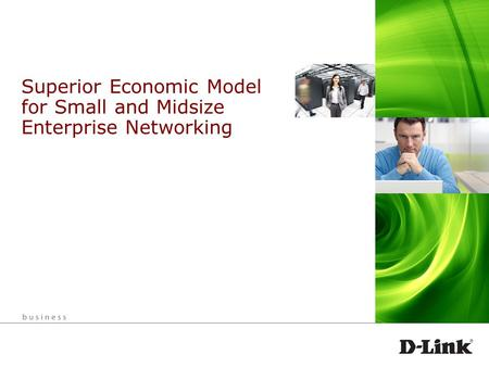 1 Superior Economic Model for Small and Midsize Enterprise Networking.