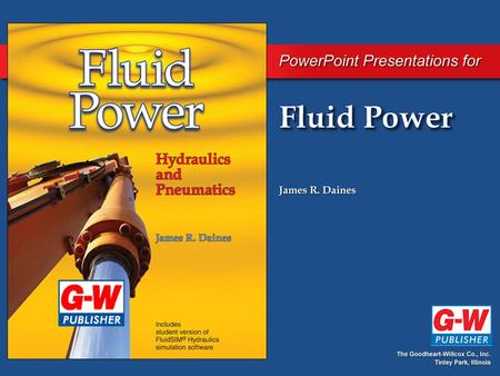 Chapter 7 Power Units and Pumps Source of Hydraulic Power.