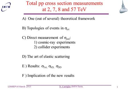 Total pp <strong>cross</strong> <strong>section</strong> measurements at 2, 7, 8 and 57 TeV