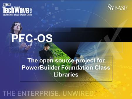 PFC-OS The open source project for PowerBuilder Foundation Class Libraries.