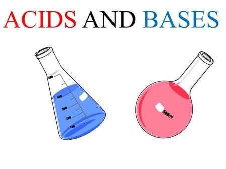 ACIDS AND BASES. Distinguish between strong and weak acids and bases. Include: electrolytes and non-electrolytes Additional KEY Terms concentrateddilute.